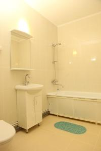 Ванная комната в Гостиница Аэлита