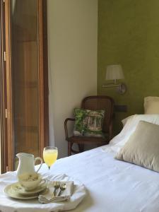 Cama o camas de una habitación en Apartamentos Santo Tomas