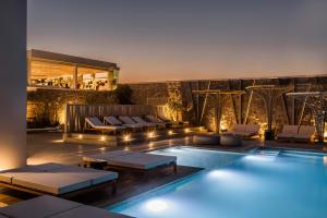 The swimming pool at or near Lyo Boutique Hotel Mykonos
