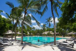 The swimming pool at or close to Melia Bali