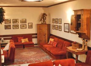 Area soggiorno di Hotel San Matteo