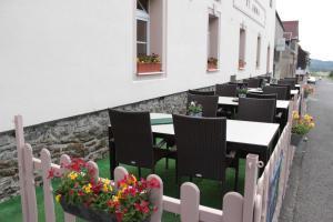 Restaurace v ubytování Hotel St. Anna