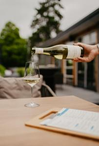 Drinks at Villa Westerduin