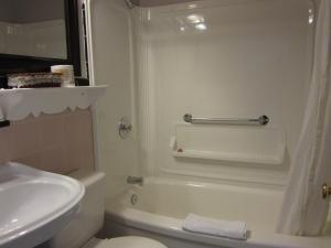 Ванная комната в Winsome Inn