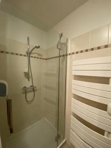 Een badkamer bij Hotel Princess