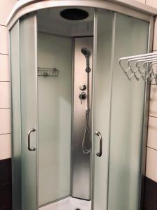 Ванная комната в RedKitchen Apartment