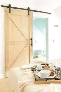 Een badkamer bij D'oude Dune
