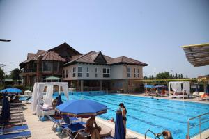 The swimming pool at or near Resort Nord Park