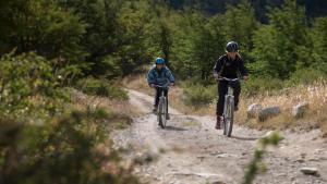 Ciclismo en Laguna Condor - Refugio de Montaña o alrededores