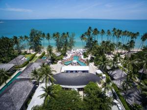 A bird's-eye view of Nikki Beach Resort & Spa Koh Samui - SHA Plus