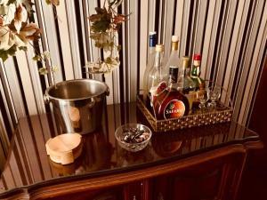 Drinks at Teresópolis - Green Valley