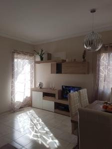 Una cocina o zona de cocina en Playa Blanca Home