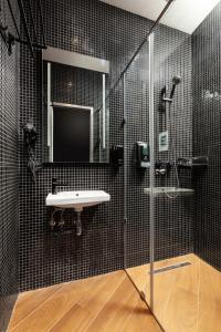 Ванная комната в GettSleep Sheremetyevo Airport International Transit Area