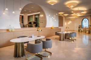 Salon ou bar de l'établissement Arrecife Gran Hotel & Spa
