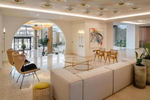 Hall ou réception de l'établissement Arrecife Gran Hotel & Spa