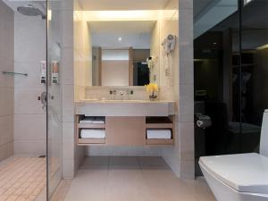 حمام في Vienna Hotel - Guangzhou South Railway Station Branch