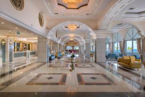 The lobby or reception area at Rodos Palladium Leisure & Wellness