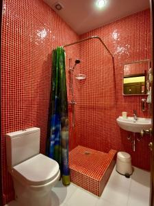 Ванная комната в Бутик-отель «Чкалов»