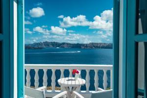 Balcon ou terrasse dans l'établissement Villa Maria Rooms