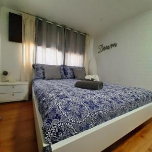 Ein Bett oder Betten in einem Zimmer der Unterkunft San Marco Vip