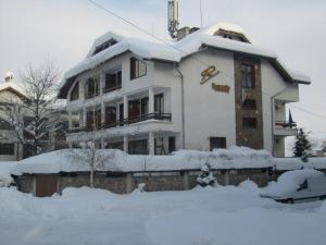 Rahoff hotel през зимата