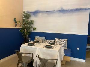 Restaurant ou autre lieu de restauration dans l'établissement La Clé Des Songes