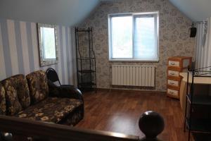Гостиная зона в Holiday Home on Engelsa 50