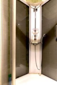 Ванная комната в Студио Апартаменты на Волгоградском проспекте