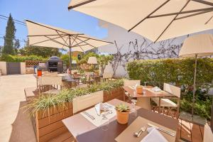 Een restaurant of ander eetgelegenheid bij Prinsotel Mal Pas