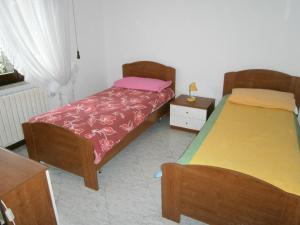 Postel nebo postele na pokoji v ubytování La Bosega