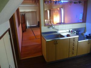 Izu Shirahama South Beach - Vacation Stayにあるキッチンまたは簡易キッチン