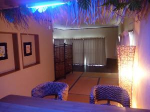 Izu Shirahama South Beach - Vacation Stayにあるシーティングエリア