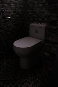 A bathroom at Riva Homestay