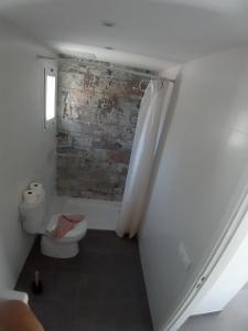 A bathroom at Alisios Playa