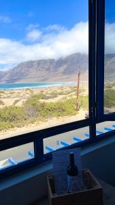 A view of the pool at Red Star Surf & Yoga Camp Lanzarote or nearby