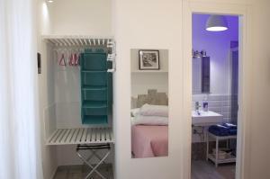 Area soggiorno di Villa Volli Three Rooms