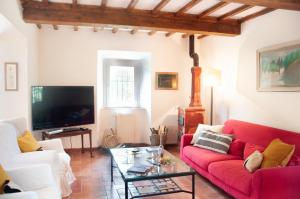 Area soggiorno di Borgo Castagnoli