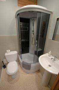 A bathroom at Olle