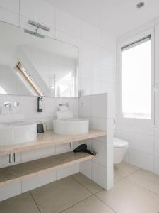 Een badkamer bij Boutique Hotel by Juuls