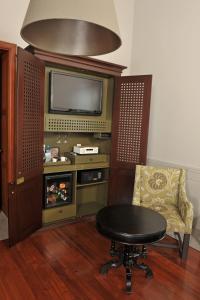 A kitchen or kitchenette at Casa Grande Hotel Boutique