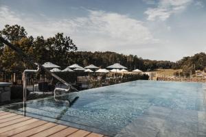The swimming pool at or near Smådalarö Gård Hotell & Spa
