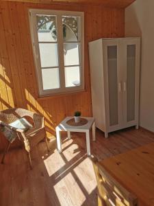 Część wypoczynkowa w obiekcie Kamienica Sopot Apartamenty