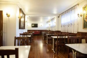 A restaurant or other place to eat at Hotel Antoyana