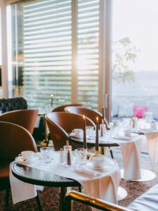 A restaurant or other place to eat at Grand Ferdinand Vienna – Your Hotel In The City Center