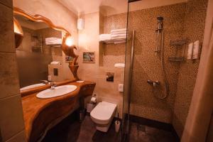 Ванная комната в Rassl Country Home