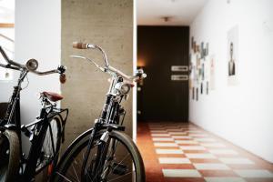 Biking at or in the surroundings of Grand Hôtel Wiesler