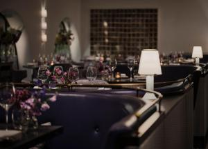 A restaurant or other place to eat at One Aldwych