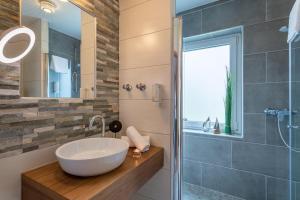 A bathroom at Hotel Rhön Residence