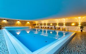 The swimming pool at or near Hotel Rhön Residence