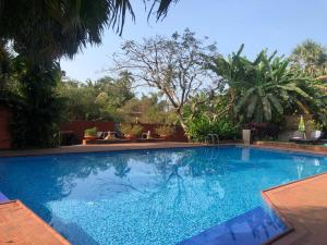 The swimming pool at or near Chalston Beach Resort